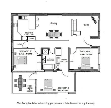 2-5 nino court floor plan