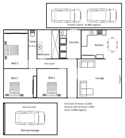 20 Richards Road Floor Plan