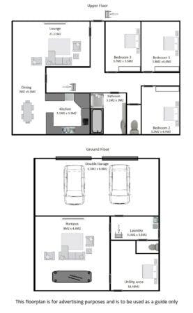 2 Glenlea Court Floorplan