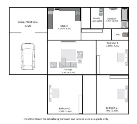 23 Box Hill Road Floorplan